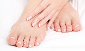 Up to 33% Off Mani-Pedi at Silver Leaf Spa at Silver Leaf Spa, plus 6.0% Cash Back from Ebates.