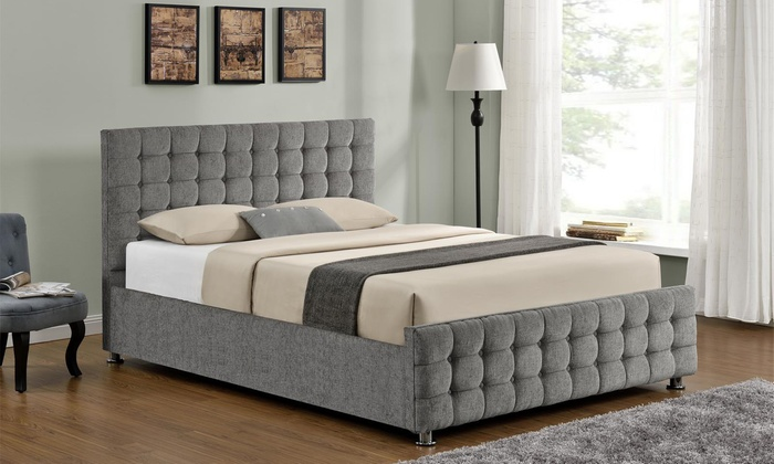 Baratheon Ottoman Bed with Optional Mattress from £419
