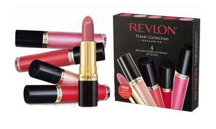Four Revlon Lip Glosses