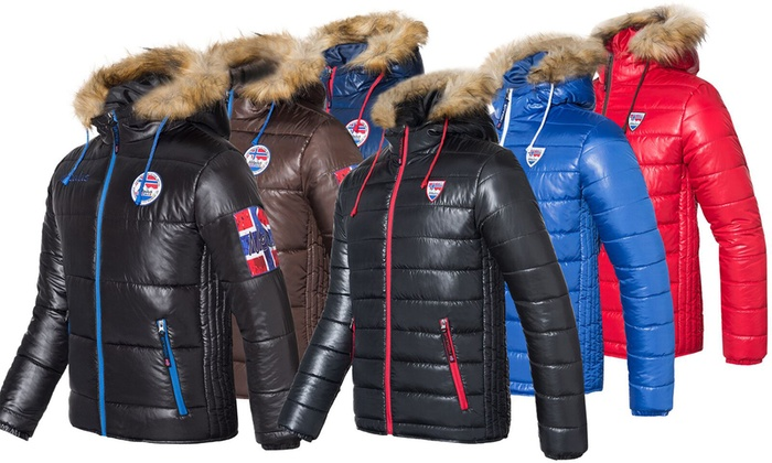 Nebulus Winterjacke | Groupon Goods