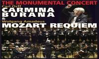 """1 place catégorie au choix pour """"Carmina Burana & Mozart Requiem"""" le dimanche 11 mars 2018, dès 28,75 € à Bruxelles"""
