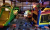 Up to 49% Off Open Play or Birthday Package at Jump Mania