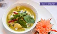 Three-Course Asian Meal for Two, Four or Six at The Eastern