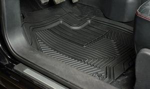 Armor All Custom Trimmable 3-Piece Truck Floor Mat Set