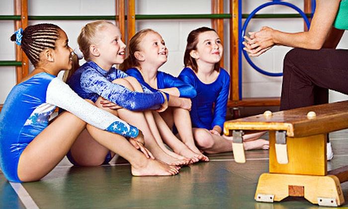 Sunburst Gymnastics - Union: Four or Eight Weeks of Gymnastics for Tots at Sunburst Gymnastics (Up to 62% Off)