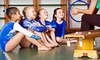 Sunburst Gymnastics - Union: Four or Eight Weeks of Gymnastics for Tots at Sunburst Gymnastics (Up to 62% Off)