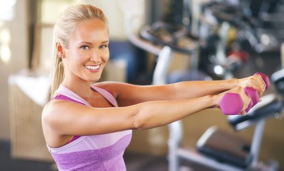 Up to 50% Off Gym-Membership Packages