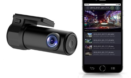 Full HD Dashcam con WiFi