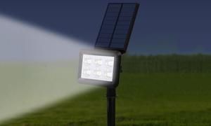 Bornes LED solaires Thy 45 ou 85 cm