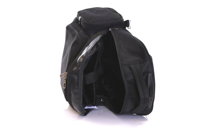 Morley Wheeled Laptop Backpack Groupon Goods