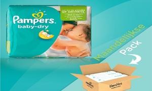 Pamperbox: Profitez de 300 € de réduction sur des couches et recevez tous les mois votre Luierbox à domicile