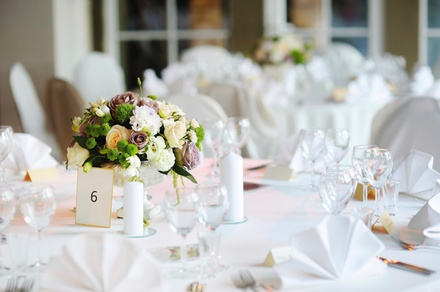 Day-of Wedding Coordination from Looking Glass Events (45% Off)