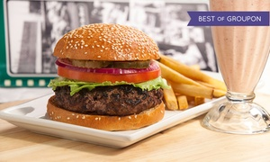 Mel's Drive-In—Up to 40% Off All-American Diner Food at Mel's Drive-in- San Francisco, plus 9.0% Cash Back from Ebates.