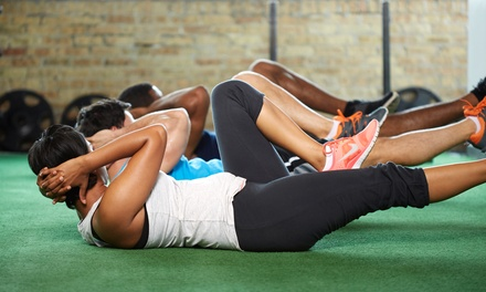 30 Days of Unlimited Boot-Camp Classes for One or Two at Next Level Fitness Inc.(Up to 70% Off)