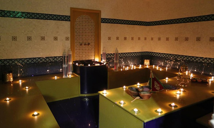 Mamuonia Spa center - Mamounia Spa Center: Full Body Spa Treatment, Moroccan Bath or Both with Optional Facial at Mamuonia Spa Center
