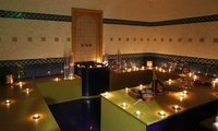 Choice of Moroccan Bath, Full Body Massage & Facial at Mamonia Spa Center (Up to 64% Off)