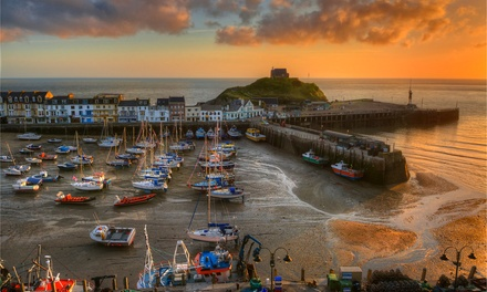 Devon: 1 to 3 Nights for Two with Breakfast, Wine and Option for Dinner at The Royal Britania