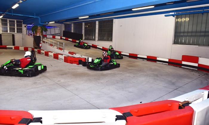 Top Race Park - Top Race Park: Go-Kart fino a 20 minuti al Top Race Park a Como (sconto fino a 45%)