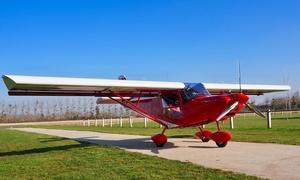 Airv Flying Spirit: Baptême de l'air en ULM, circuit de 30 min, 1h ou 2h, dès 39,90 € avec Airv Flying Spirit