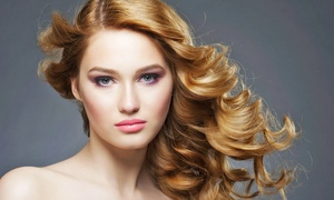 Salon Vanity - Adrian Camacho: Haircut Package at Salon Vanity (Up to 50% Off). Four Options Available.