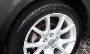 Strauss Autopflege: Reifenwechsel, opt. mit Winter-Schnellcheck, bei Strauss Autopflege (bis zu 28% sparen*)