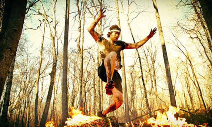 Mudsanity - 4: $49 for Entry to 5-Mile Mudsanity Race ($99 Value)