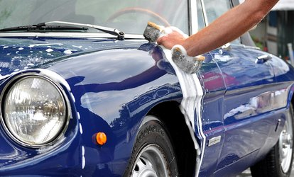 image for Exterior and Interior Car Cleaning Service at Clarus Motor Park (50% Off)