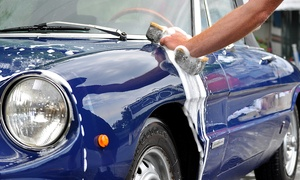 Exclusive Detailing: One, Two, or Three Exterior Hand Washes and Waxes at Exclusive Detailing (Up to 57% Off)