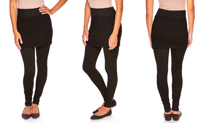 Sociology Women's Skirted Leggings