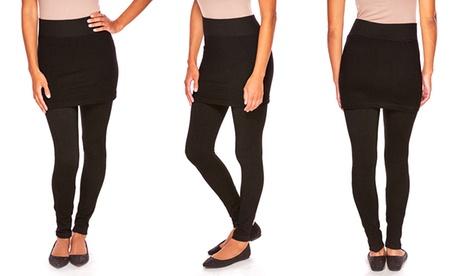 Sociology Women's Skirted Leggings (One Size)