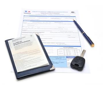 Service carte grise en ligne pour le changement de titulaire ou d'adresse à 12 € avec Hop Carte Grise