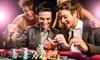 German Poker Days - Mehrere Standorte: 2 Tickets für die German Poker Days inkl. Teilnahme in Hamburg, Bremen, Essen und anderen Städten (bis zu 75% sparen)