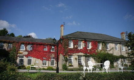 Brecon Beacons: 1 to 3 Nights for Two with Breakfast and Option for Dinner, Wine and Tea at Ty Newydd Country Hotel