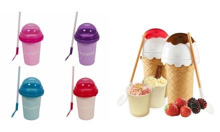 Chill Factor Ice Cream Maker and Slushy Maker