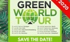 Green World Tour by Autarkia