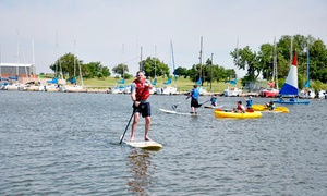 One-hour Kayak Or Sup Rental For One Or Two From Riversport Adventures Lake Hefner (up To 50% Off)