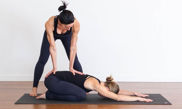 Yoga Palm Beach - Palm Beach Gardens: Up to 68% Off Up to 3 Months Unlimited Yoga at Yoga Palm Beach