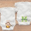 Up to 46% Off Personalized Baby Bodysuits