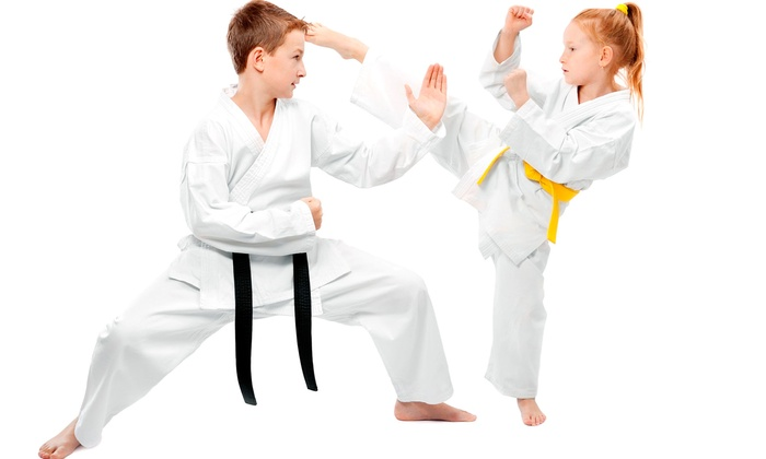 K-Total Martial Arts - Multiple Locations: $75 for One Month of Tae Kwon Do with Three Classes Per Week at K-Total Martial Arts ($150 Value)