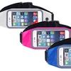 Waterproof Cellphone Running Waist Belt with Pouch