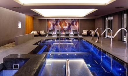 Circuito spa termal para 2 personas con opción a masaje hindú desde 34 € en Serena Spa At Hotel Crowne Plaza