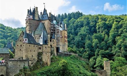 Nabij Koblenz: superior 2persoonskamer + ontbijt/halfp. & naar keuze kerstpakket in 4* Wyndham Garden Lahnstein Koblenz