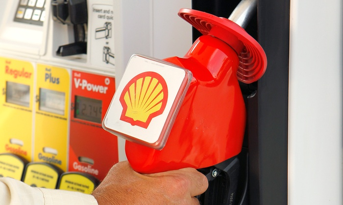 Shell: Up to $5 Off In Total On Next Fill-Up at a Participating Shell