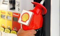 Groupon.com: Up to $5 Off In Total On Next Fill-Up at a Participating Shell