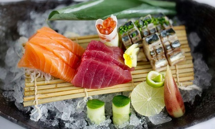 Modern Japanese Cuisine at Hachi (Up to 45% Off). Two Options Available.