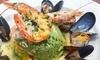 La ville superbe brasserie restaurant - genova: Menu di pesce alla carta con vino al porto di Genova da La Ville Superbe Brasserie Restaurant (sconto fino a 65%)