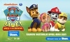PAW Patrol Live! - Nationwide Tour