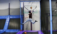 One-Hour Jump Session for Up to Four at Jump Nation - Birmingham (44% Off)