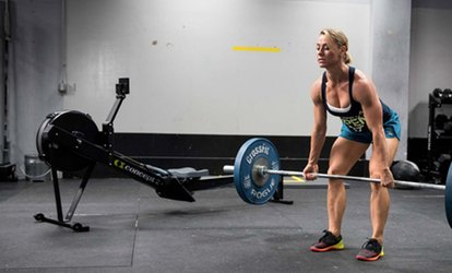 image for Five or Ten Classes, or One-Month Unlimited CrossFit Classes at Pacifico Crossfit (Up to 74% off)
