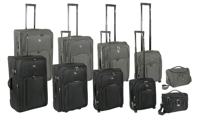 1db880af761b7 Zestaw 5 walizek podróżnych | Groupon